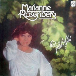 Marianne Rosenberg - War Es Wirklich Gestern (LP, Album)