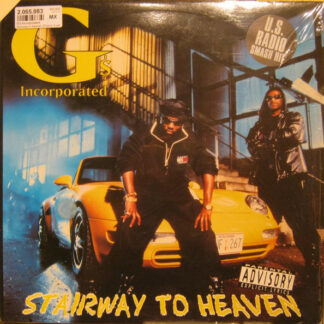 """G's Incorporated - Stairway To Heaven (12"""", Promo)"""
