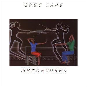 Greg Lake - Manoeuvres (LP, Album)