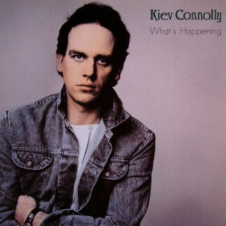 Kiev Connolly - What's Happening (LP, Album)