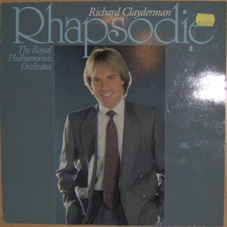 Richard Clayderman / The Royal Philharmonic Orchestra - Rhapsodie (LP, Album)