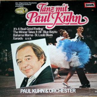 Paul Kuhn  & Orchester* - Tanz Mit Paul Kuhn (LP, Album)