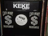 "Keke Wyatt - Put Your Hands On Me (12"", Single, Promo)"