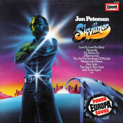 Jon Petersen* - Skyliner (LP, Album)
