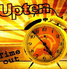Upten - Time Out (LP, Album, Ltd)