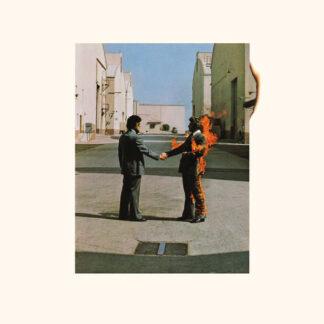 Pink Floyd - Wish You Were Here (LP, Album, Ter)