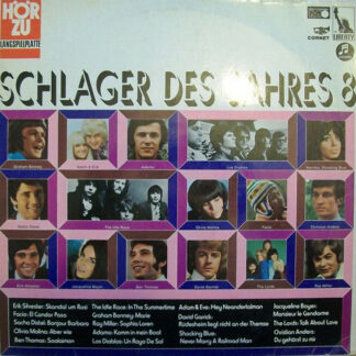 Various - Schlagerparade '68 - Nr. 28 (LP, Comp)