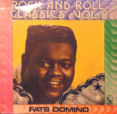 Fats Domino - Rock And Roll Classics Vol. 8 (LP, Comp, RE, RP)