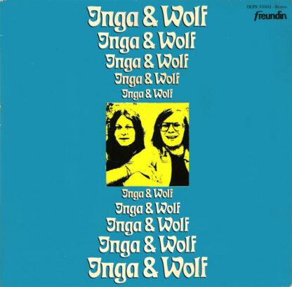 Inga & Wolf - Lieder Aus Dem Alltag (LP, Album)