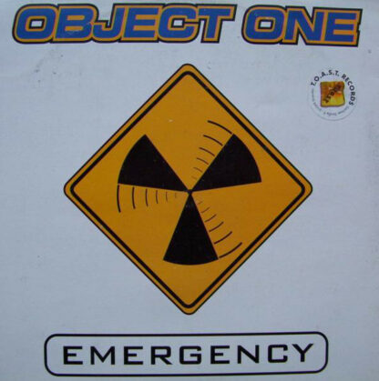 """Object One - Emergency (12"""")"""
