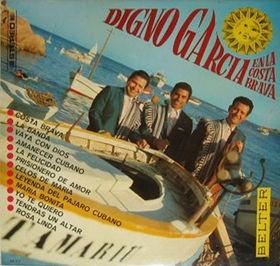 Digno Garcia - Digno Garcia En La Costa Brava (LP)