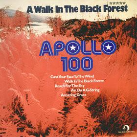 Apollo 100 - A Walk In The Black Forest (LP, Comp)