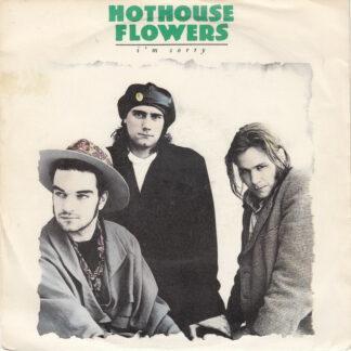 "Hothouse Flowers - I'm Sorry (7"", Single)"