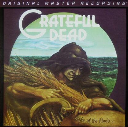 Grateful Dead* - Wake Of The Flood (LP, Album, Ltd, Num, RE, 180)