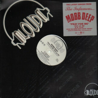 "Mobb Deep - Pray For Me (12"", Single, Promo)"