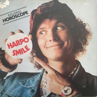 Harpo - Smile (LP, Album, Gat)