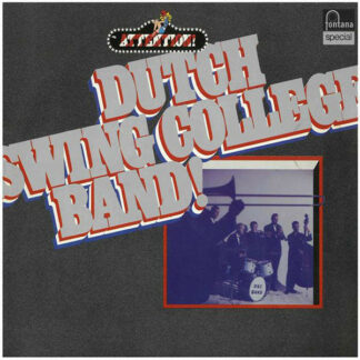 Dutch Swing College Band* - Attention! Dutch Swing College Band! (LP, Comp)