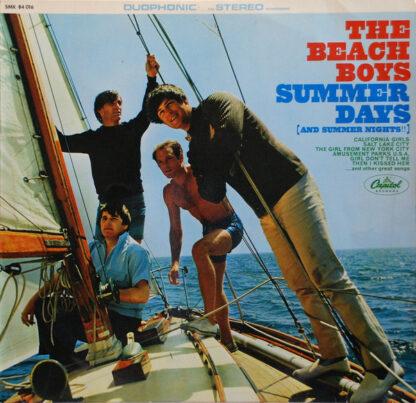 The Beach Boys - Summer Days (And Summer Nights!!) (LP, Album)