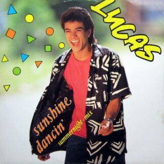 """Lucas (12) - Sunshine Dancin' (Summernight-Mix) (12"""")"""