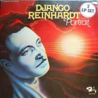 Django Reinhardt - Portrait (2xLP, Comp, Gat)