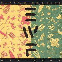 Earth, Wind & Fire - Heritage (LP, Album)