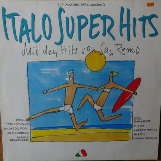Various - Italo Super Hits (2xLP, Comp)
