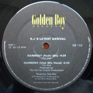 """R.J.'s Latest Arrival - Harmony (12"""")"""