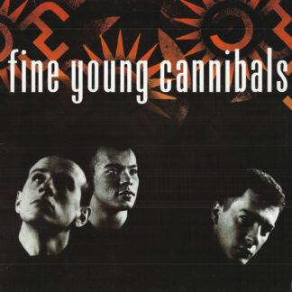 Fine Young Cannibals - Fine Young Cannibals (LP, Album)
