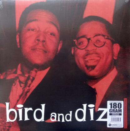 Charlie Parker / Dizzy Gillespie - Bird And Diz (LP, Album, RE, 180)