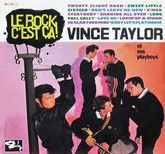 """Vince Taylor Et Ses Playboys* - Le Rock C'est Ça ! (10"""")"""