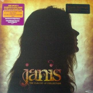 Janis Joplin - Janis - The Classic LP Collection (4xLP, Album, Comp, RM, 180 + Box, Ltd)