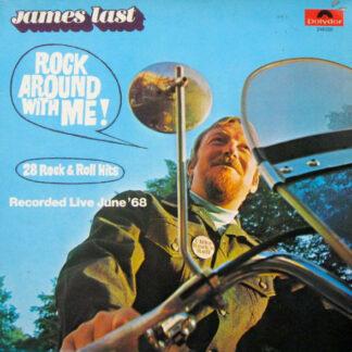 James Last - Rock Around With Me! (LP, Album)