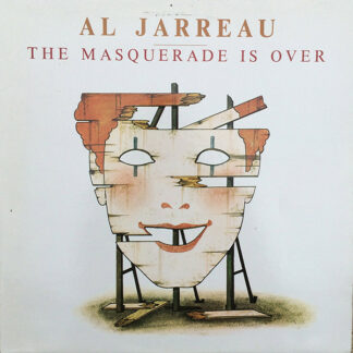 Al Jarreau - The Masquerade Is Over (LP, Album)