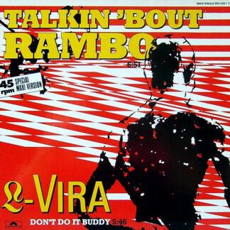 """L-Vira - Talkin 'Bout Rambo (12"""", Maxi)"""