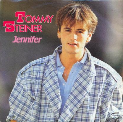 "Tommy Steiner - Jennifer (7"", Single)"