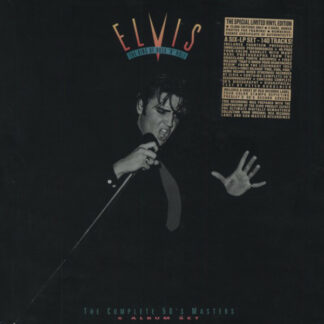 Elvis* - The King Of Rock 'N' Roll: The Complete 50's Masters (6xLP, Comp, Ltd + Box)