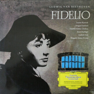 Ludwig van Beethoven - Fidelio (LP, Album)