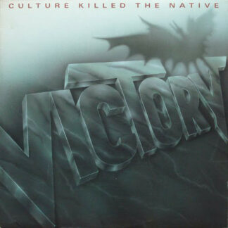 Victory (3) - Culture Killed The Native (LP, Album)