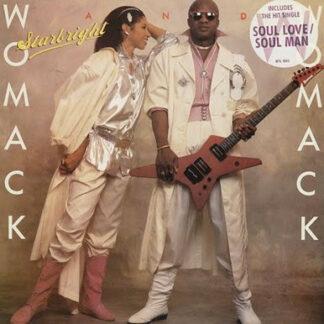 Womack & Womack - Starbright (LP, Album)