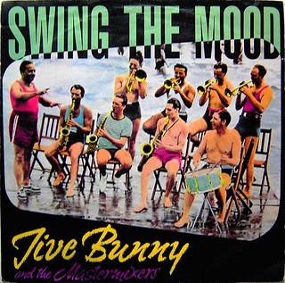 "Jive Bunny And The Mastermixers - Swing The Mood (12"", Maxi)"