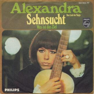 "Alexandra (7) - Sehnsucht (7"", Single, Mono)"