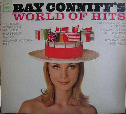 Ray Conniff With His Orchestra And Chorus* - Ray Conniff's World Of Hits (LP)