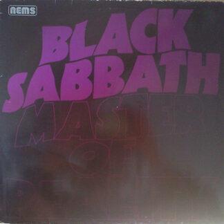 Black Sabbath - Master Of Reality (LP, Album, RE)