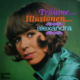 Alexandra (7) - Träume - Illusionen (LP, Comp, Club)