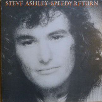 Steve Ashley - Speedy Return (LP)