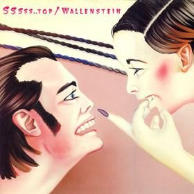 Wallenstein - SSSSS..Top (LP, Album)