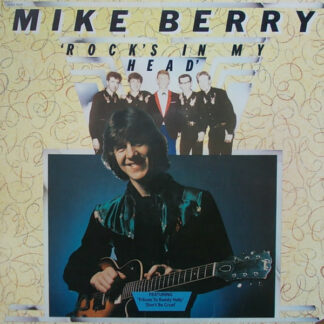Mike Berry - Rock's In My Head (LP, Album, Ter)