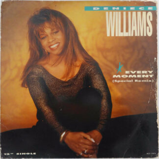 """Deniece Williams - Every Moment (Special Remix) (12"""", Single)"""