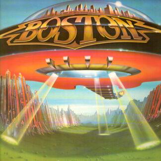 Boston - Don't Look Back (LP, Album, Gat)