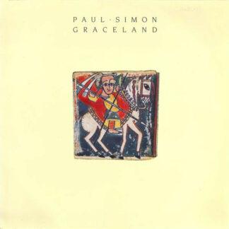 Paul Simon - Graceland (LP, Album, Emb)